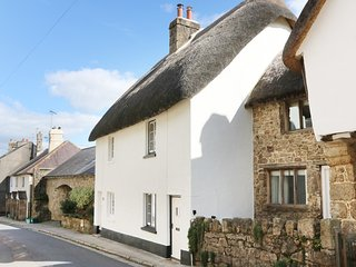 BLACKBERRY COTTAGE, thatched, WiFi, Chagford