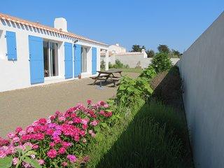 Maison indépendante calme à 300 m de la plage des Sapins