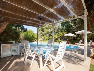 Villa Wanda with private pool Sardinia South East coast