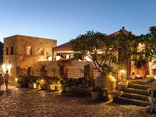 Welcome to Melenos. The most authentic hotel in Rhodes
