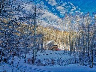 Belleayre Catskills Pine Hill High Mount Fleischmanns Chapel Rock