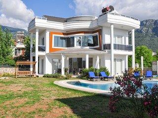 4 bedroom Villa in Oludeniz, Mugla, Turkey : ref 5668787