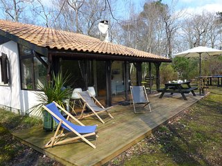 2 bedroom Villa in Talaris, Nouvelle-Aquitaine, France : ref 5029225