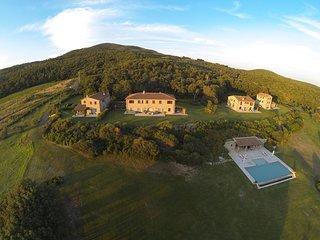11 bedroom Villa in Podere Dottrina, Tuscany, Italy - 5678572