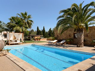 3 bedroom Villa in Sant Rafel de Forca, Balearic Islands, Spain : ref 5678608