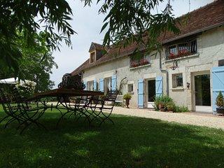 Vakantiehuis 'Le Corbier' vlakbij Sancerre