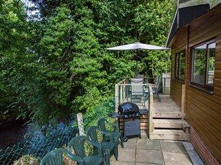 Kevock Vale Park - Riverside Lodge