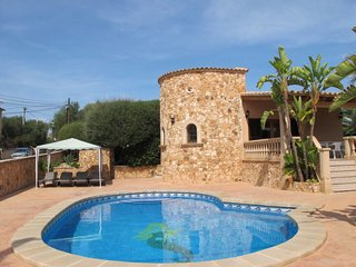 3 bedroom Villa in Cala d'Or, Balearic Islands, Spain : ref 5638077