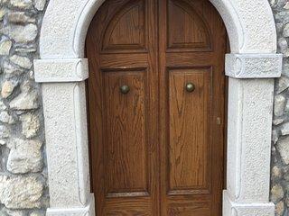Casa in pietra in montagna Roccaraso