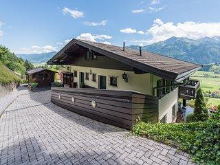 Chalet Juwel mit Sauna und Blick auf Kaprun und Kitzsteinhorn
