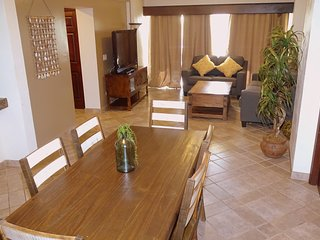 Spectacular 2 Bedroom Condo on Sandy Beach at Las Palmas Resort G-101