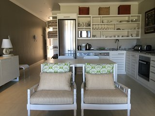 Stunning island apartment