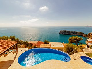 Villa Rosh is a tranquil getaway with ample room for 2 large families. Magical!