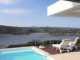 Summerlane BnB Wilderness - Room Palladium  stunning views, casa vacanza a Wilderness