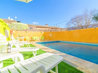 LES AFORES - Villa for 8 people in Llubí