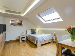 Stylish studio in Bloomsbury