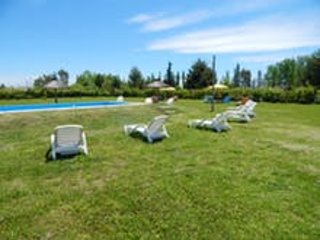 Cabanas Tiffanys 6 personas San Rafael Mendoza