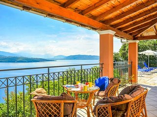 4 bedroom Villa in Agios Stefanos Sinion, Ionian Islands, Greece : ref 5426725