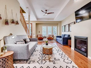 Five Points Firefly ✭ 5 BD Luxury Home in Denver!