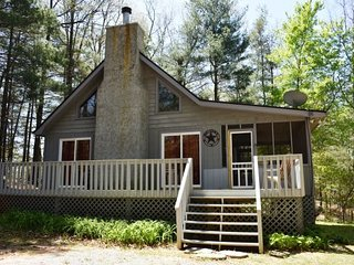 APPALACHIAN ESCAPE- Adorable 2Br/2Ba, Pet Friendly Cabin! Hot Tub, Screened Porc