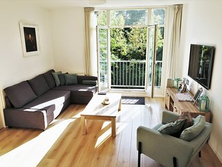Open & Light Apartment at the Trendy West of Amsterdam, Close to Centre!