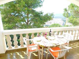 Apartamento con vistas al mar en Puig Rom, Roses