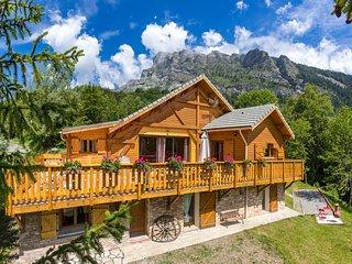 Gîte&Spa Le Montagnard (de 6 à 14 personnes)