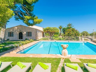 CAN CIREROL - Villa for 9 people in Portocolom (Felanitx)