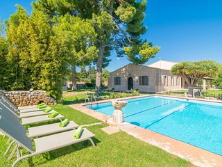 CAN CIREROL - Villa for 9 people in Porto Colom- Felanitx