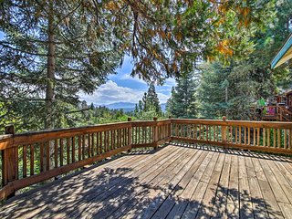 Lake Arrowhead Cabin w/ Large Decks & Mtn Views!