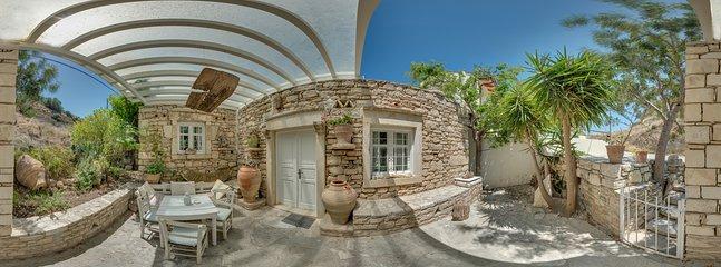 360° Photo,entry , Garden parking lot
