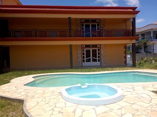 MC VILLA - 4 Apartments with Pool in Beau Vallon,Mahebourg.