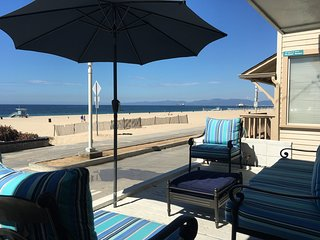South Manhattan Beach Strand - Ocean Front Beach House!