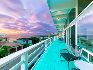 Oceanview:  Fully Remodeled 4 Bedroom Home with Amazing Ocean Views