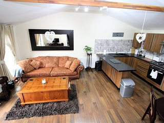Beautiful Self Contained Holiday Lodge, set in the heart of Weardale