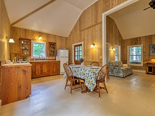 NEW! Private Cottage w/ 5 Acres on Cathance Lake!