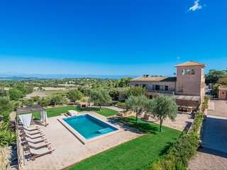 FINCA SON COLOM - Villa for 9 people in MANACOR