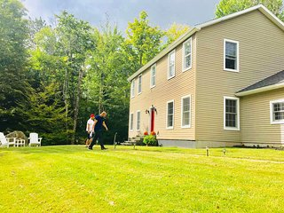 New!!! Catskills Country House (4 Bedroom) w/ Game Room