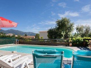Grande villa avec piscine à Saint Florent