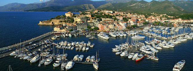 Port of Saint Florent