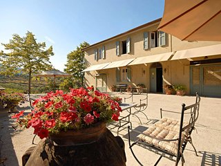 2 bedroom Apartment in Baco, Tuscany, Italy : ref 5655842