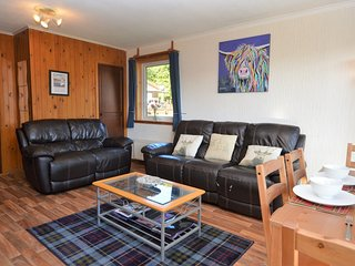 Holy Loch Lodge, privately owned Lodge, sea views, holiday park location