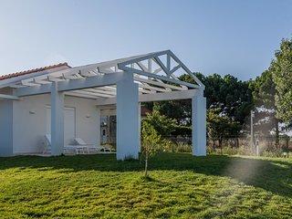 White Villas * Garden Villa * am Sandstrand * Meer, Strand, Pool, Tennis, Kanus