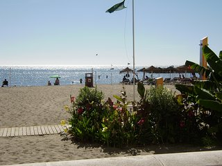 Fuengirola beach, breathtaking sea and beaches views! perfect location!