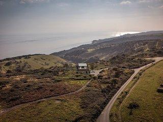The Radar Station, St Boniface Down, Ventnor