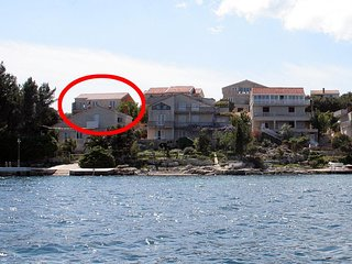 Two bedroom apartment Korcula (A-9158-b)