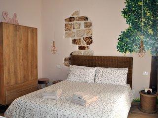 Casa Romito - Stanza del Faggio