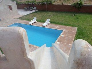 Villa avec piscine et toboggan privée sans vis à vis