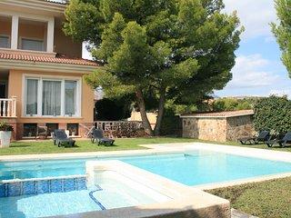 Villa Xirivella  ,Alfaz del Pi