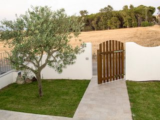 Detached house with garden in the north of Sardinia